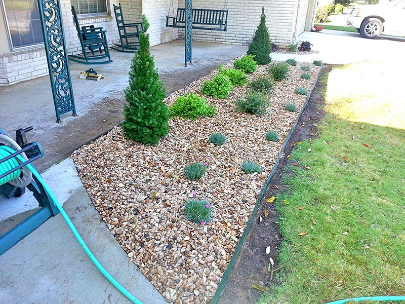 Landscaping Gallery | Elite Outdoor Tulsa