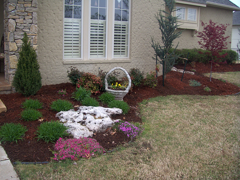landscaping installation image